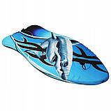 Бодиборд-доска для плавания на волнах SportVida Bodyboard SV-BD0002-1, фото 3
