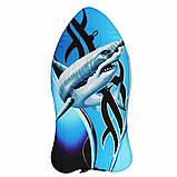 Бодиборд-доска для плавания на волнах SportVida Bodyboard SV-BD0002-1, фото 5