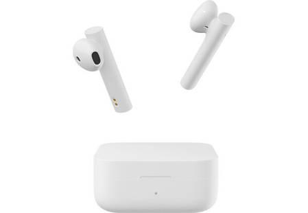 Беспроводные наушники Mi True Wireless Earphones 2 Basic ( BHR4089GL) White Уценка, фото 2