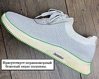 Кросівки жіночі 8 пар в ящику білого кольору 36-41, фото 10