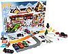 Новогодний календарь Hot Wheels 2020 Рождественский  Адвент календарь Хот Вилс, фото 2