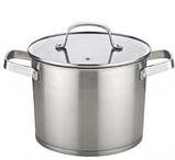 Набір кухонного посуду Con Brio CB-1157 4 предмета 2 каструлі з кришками, фото 3