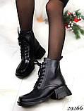 Ботинки женские демисезон 29266, фото 4