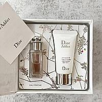 Подарунковий набір: духи (5 ml) + лосьйон для тіла (20 ml).(ліцензія ОАЕ)