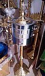 Водосвятный Бак на 20л. с кранами, фото 2