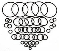Кольца резиновые уплотнительные  круглого сечения