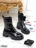 Ботинки женские демисезон 28997, фото 5