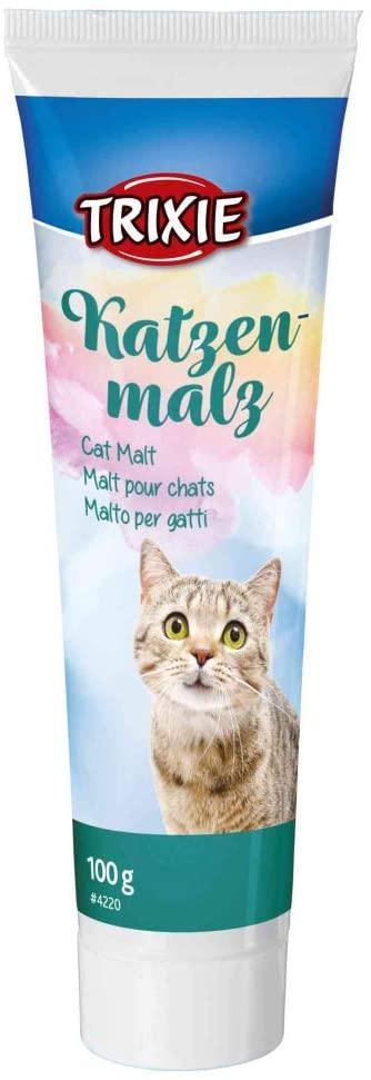Лакомство для кошек Cat Malt 100г, Trixie TX-4220