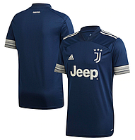Футбольная форма Ювентус (FC Juventus) 2020-2021 Гостевая Взрослая
