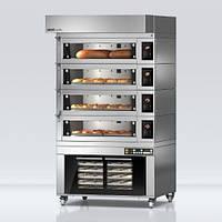 Хлебопечь подовая для пекарни и кондитерки Matador с Германии