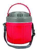 Пищевой термос Con Brio СВ-375 (2,5 л) с 4 отдельными контейнерами | термочашка Con Brio | термосы Con Brio