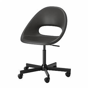 IKEA ELDBERGET / MALSKAR (593.318.47) Рабочий стул, ЭЛДБЕРГЕТ / МАЛЬСКЕР Вращающийся стул