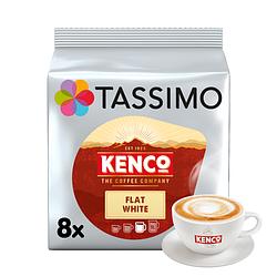 Кофе в капсулах Тассимо - Tassimo Kenco Flat White  (8 порций)