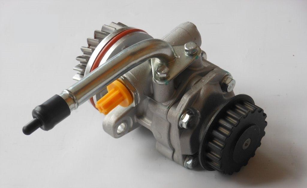 Насос ГУР VW T5 2.5 TDI 03- (+AC) JUST 503220007