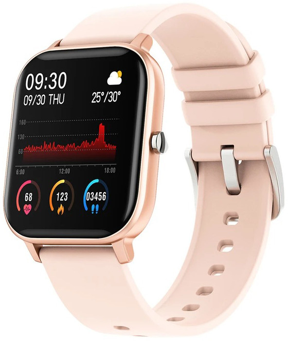 Смарт часы Colmi P8 Gold | IPX7 | Тонометр