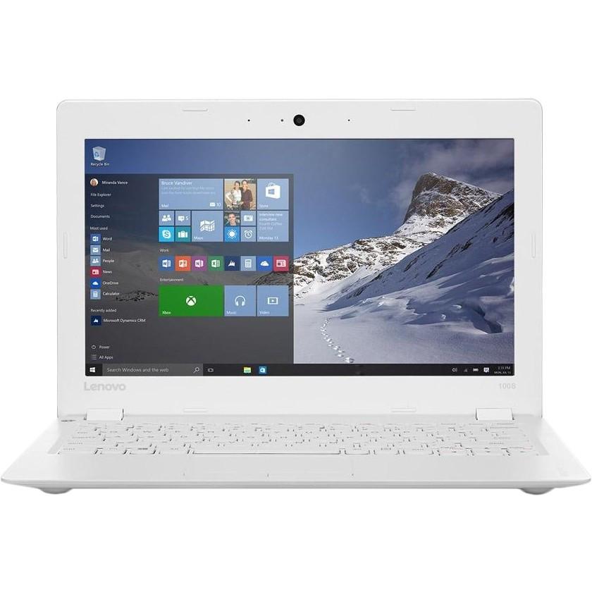 Ноутбук Lenovo IdeaPad 100S-14IBR-Intel Celeron N3050-1.6GHz-2Gb-DDR3-128Gb-SSD-W14-Web-(C)- Б/У