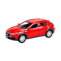 Игрушка - Автомодель Infiniti Qx30 (QX30-RD), Технопарк