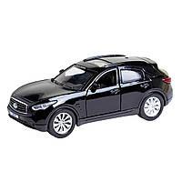 Игрушка - Автомодель Infiniti Qx70 (QX70-BK), Технопарк