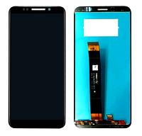Дисплей модуль Huawei Y5 (2018) DRA-L21, Y5 Prime (2018), Honor 7A Черный