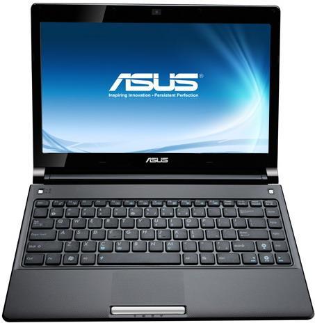Ноутбук ASUS U35J-Intel Core-I5-450M-2.4GHz-4Gb-DDR3-320Gb-HDD-W13.3-Web-NVIDIA GeForce 310M(1Gb)-(C-)- Б/У