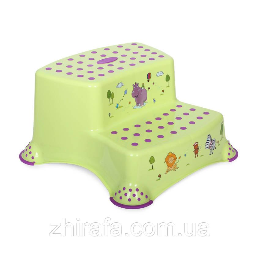Детская двойная ступенька для ванной Lorelli
