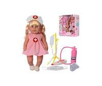 Кукла DH2278A-D доктор40см, маска, мед.инструменты, 2вида, в кор-ке,32-38-17,5см(DH2278A-D)