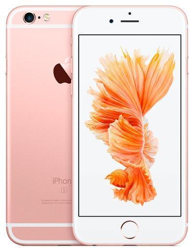 Смартфон Apple iPhone 6s 16Gb Rose Gold Refurbished MN112, КОД: 2392792