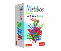 """Настільна гра - """"Міstakos  вищий рівень - драбини"""" / Українська версія/Trefl(01845)"""