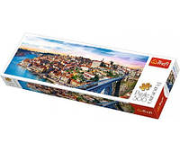 "Пазли - (500 елм.) Панорама  - ""Порту"", Португалія /Trefl(29502)"