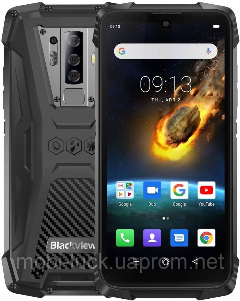 Смартфон Blackview BV6900 4/64GB Black (Global)