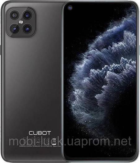 Смартфон Cubot C30 8/128GB Black
