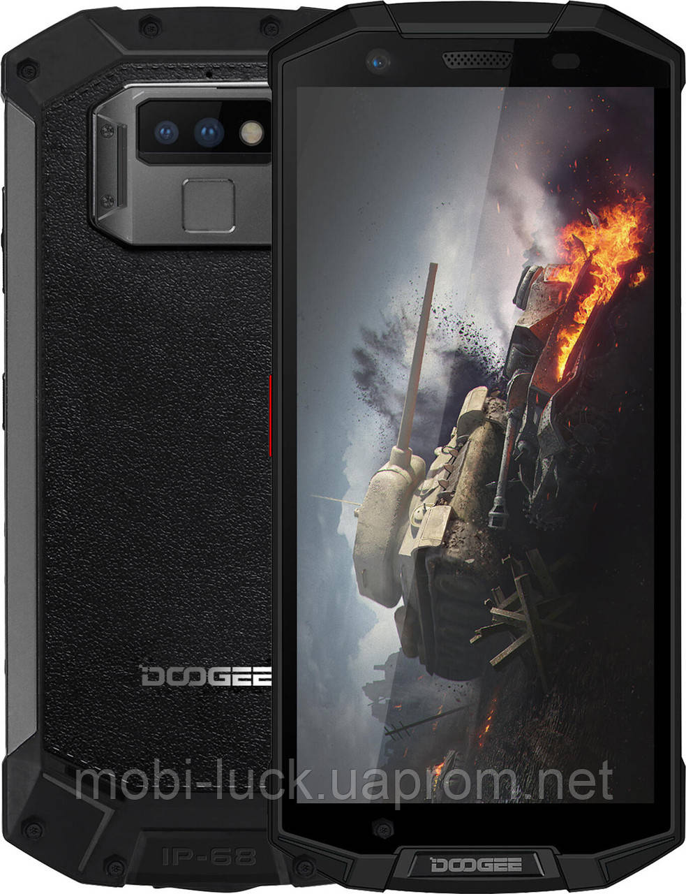 Смартфон Doogee S70 6/64GB Black + gamepad (Global)