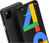 Смартфон Google Pixel 4a 6/128GB Just Black, фото 4