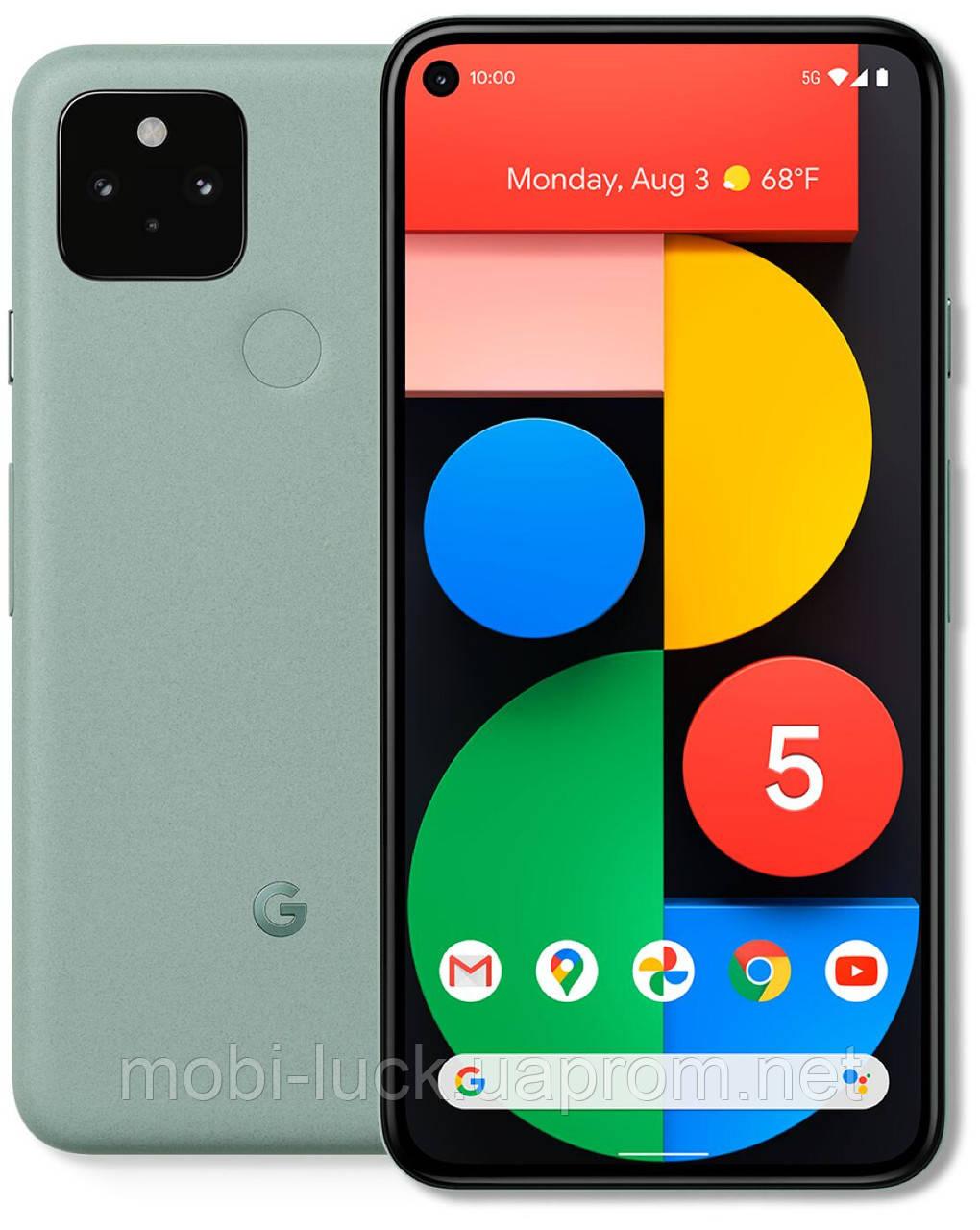 Смартфон Google Pixel 5 8/128GB Sorta Sage