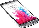 Смартфон LG G3 (D850) 1SIM 3/32GB Black, фото 5