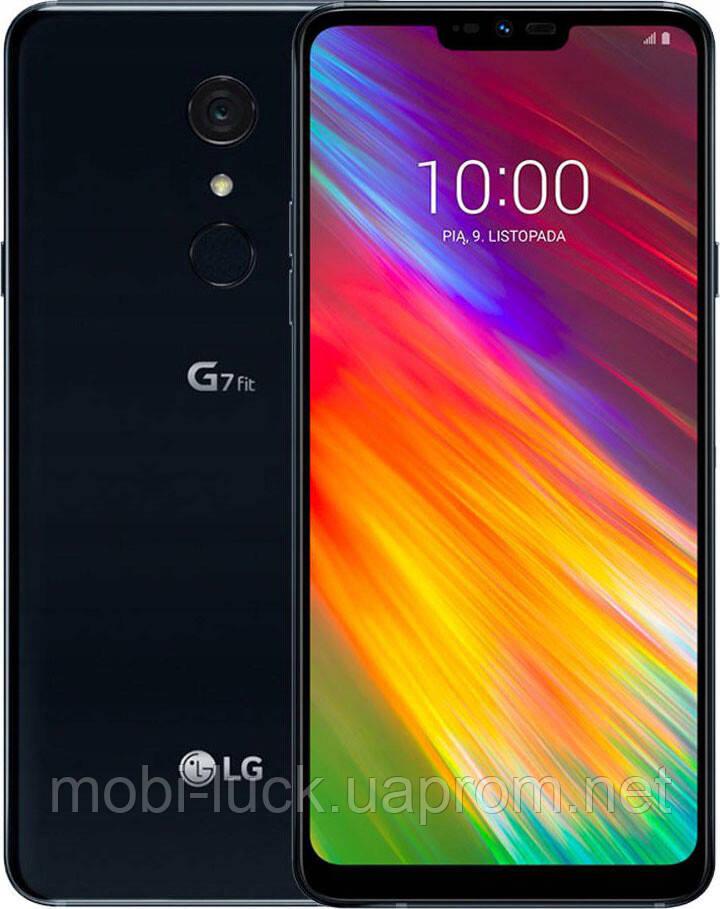 Смартфон LG G7 Fit (LM-Q850EMW) 4/32GB Black