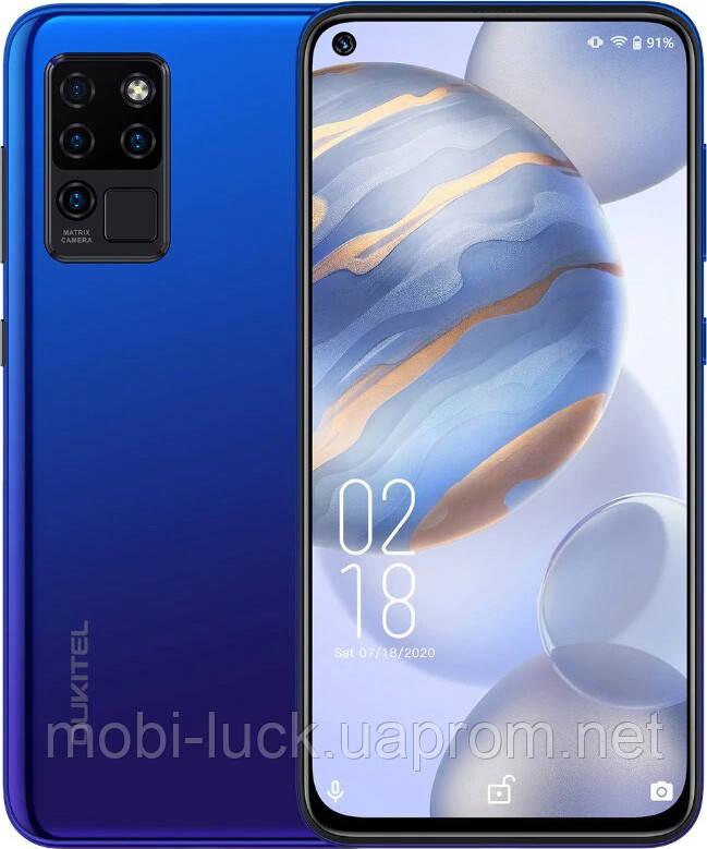 Смартфон Oukitel C21 4/64GB Blue (Global)