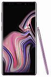 Смартфон Samsung Galaxy Note 9 SM-N960U 6/128GB Lavender Purple, фото 2