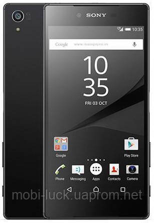 Смартфон Sony Xperia Z5 Premium Graphite Black Japan 32 GB Refurbished
