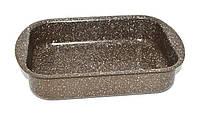 Форма для запекания Fissman Chocolate Breeze 30 х 22 х 6 см Коричневая psgFN-AL-4997, КОД: 944519