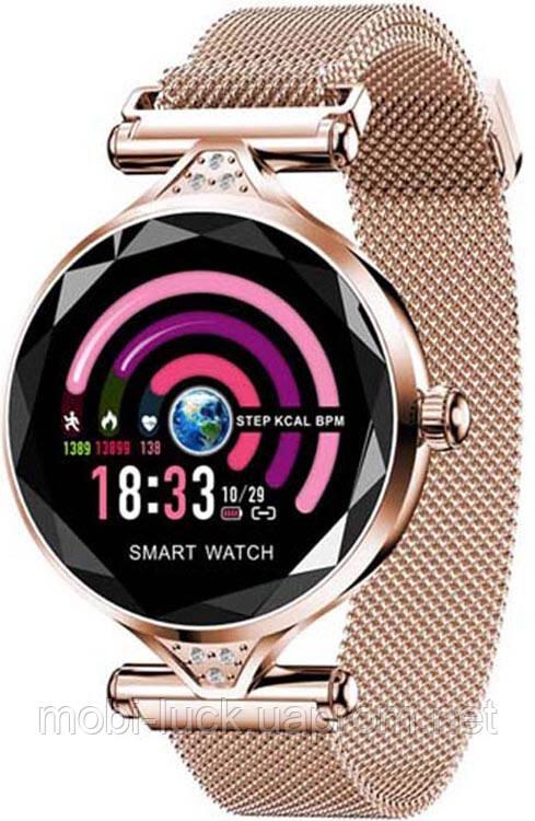 Смарт-часы Lemfo H1 Gold