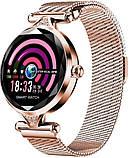 Смарт-часы Lemfo H1 Gold, фото 2