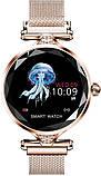 Смарт-часы Lemfo H1 Gold, фото 3