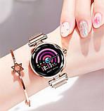 Смарт-часы Lemfo H1 Gold, фото 4