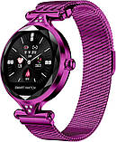 Смарт-часы Lemfo H1 Purple, фото 2
