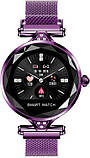 Смарт-часы Lemfo H1 Purple, фото 3