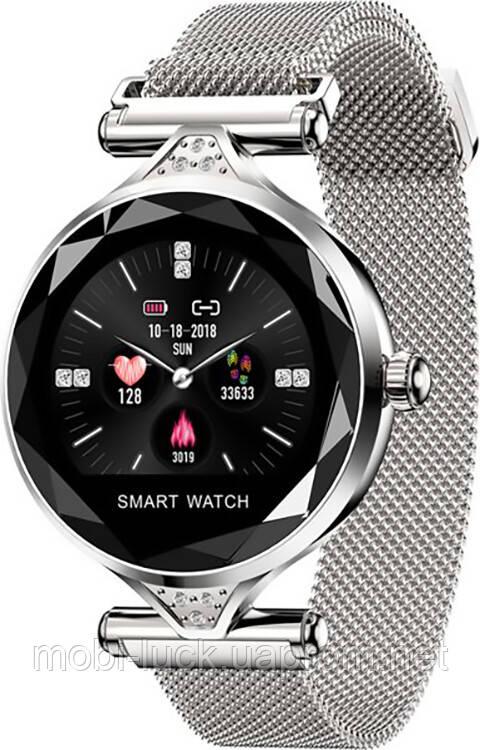 Смарт-часы Lemfo H1 White