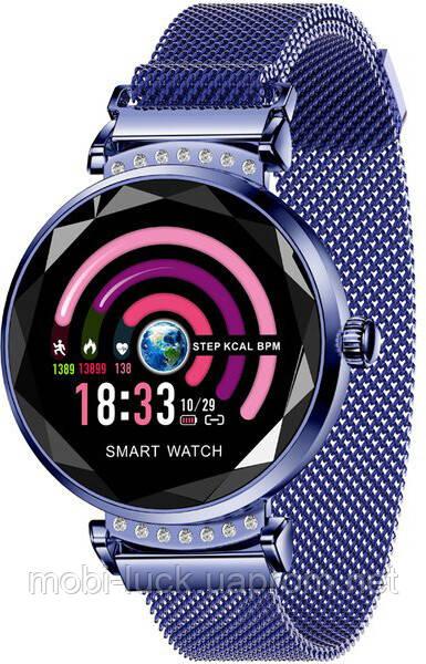 Смарт-часы Lemfo H2 Blue