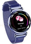 Смарт-часы Lemfo H2 Blue, фото 2