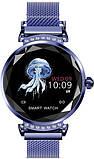 Смарт-часы Lemfo H2 Blue, фото 3